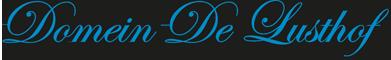 Domein De Lusthof Logo